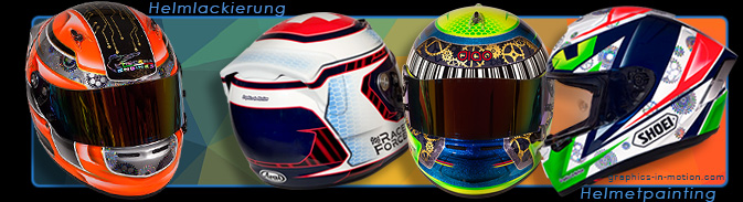 2012 painted car racing helmet Kim-Luis Schramm Arai GP-6 S PED